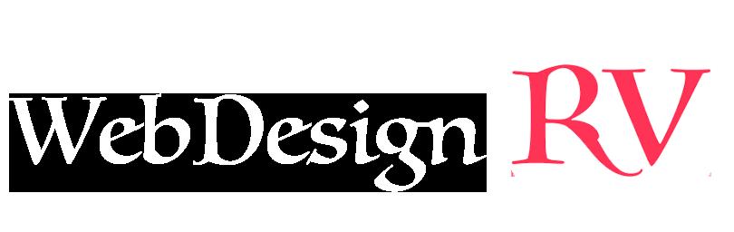 WebDesignRV Logo